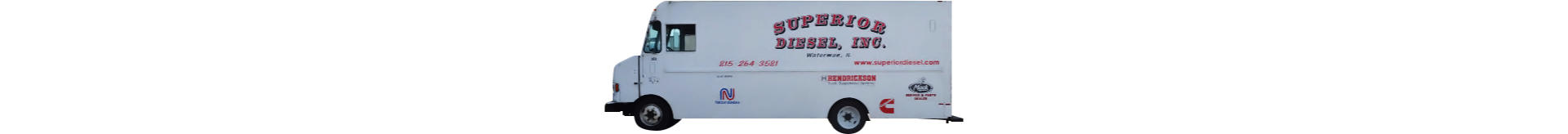 The Superior Diesel Mobile Services Truck